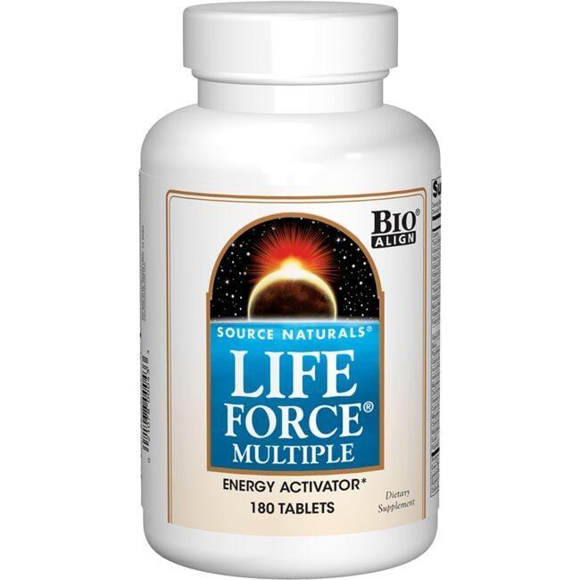 Source NaturalsLife Force Multiple