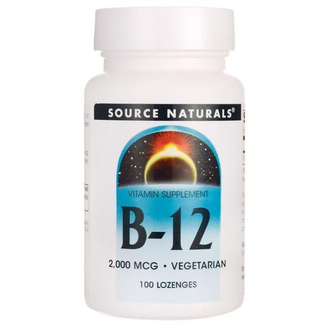 Source NaturalsB-12
