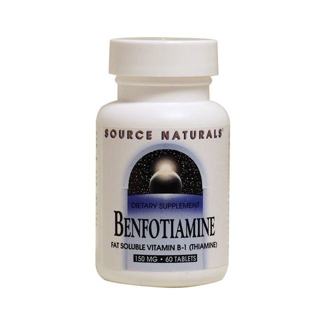 Source NaturalsBenfotiamine