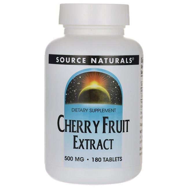 Source Naturals Cherry Fruit Extract