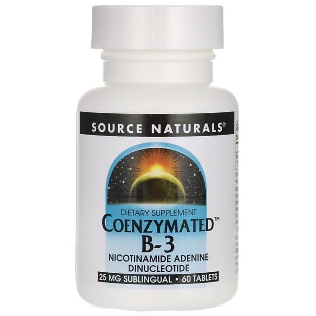 Source Naturals Coenzymated B-3