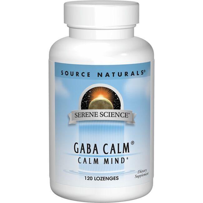 Source NaturalsSerene Science GABA Calm