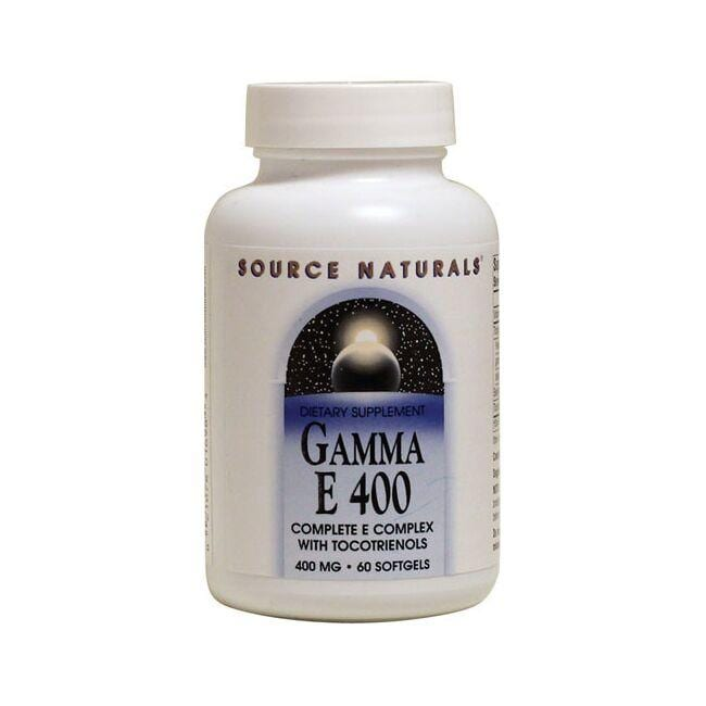 Source NaturalsGamma E 400