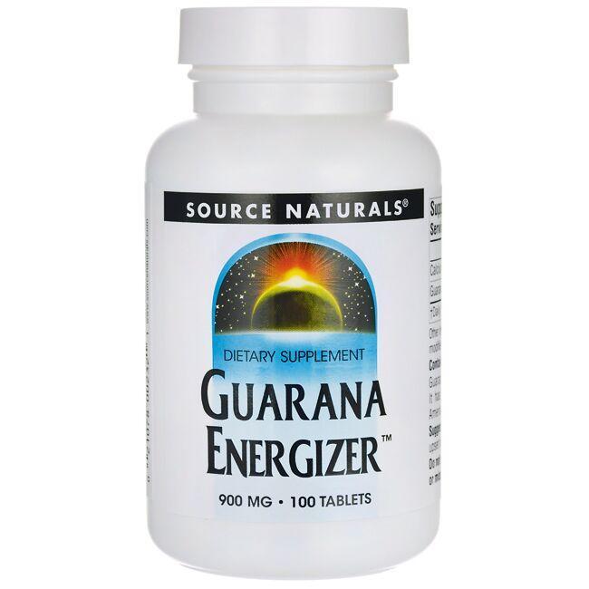 Source NaturalsGuarana Energizer