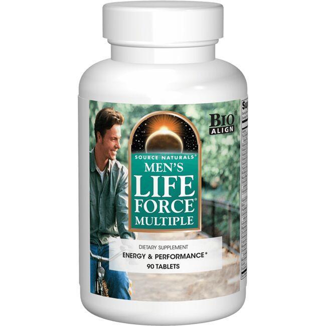 Source NaturalsMen's Life Force Multiple