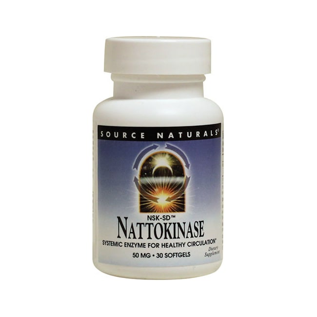 Source NaturalsNattokinase