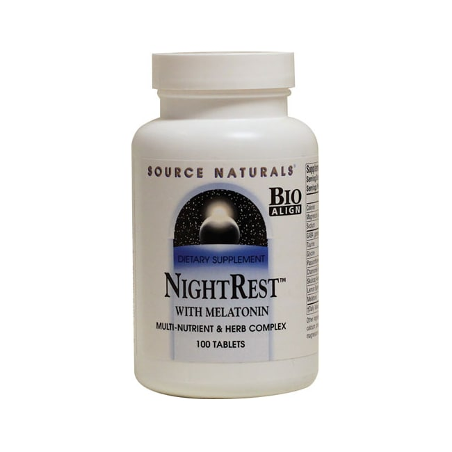 Source NaturalsNightRest with Melatonin