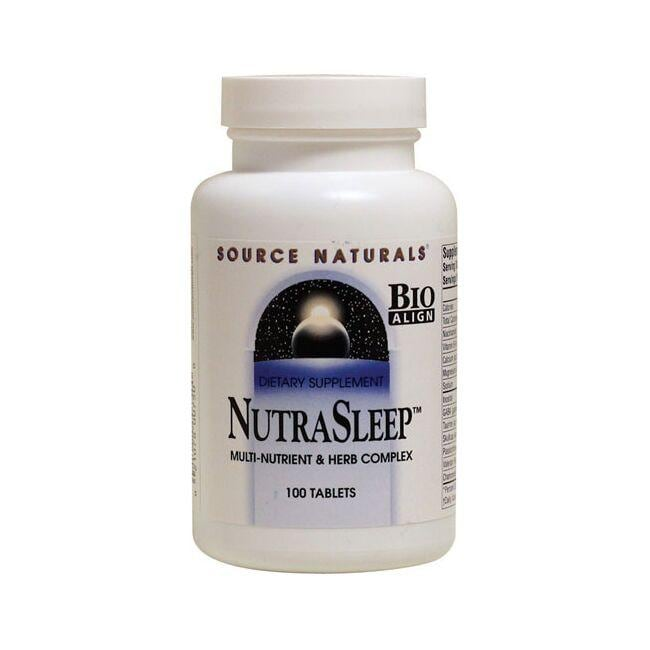 Source NaturalsNutraSleep