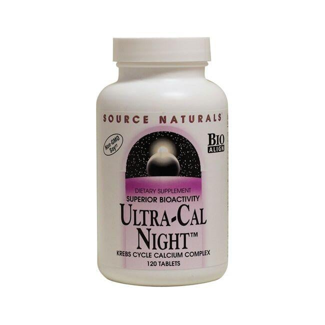 Source Naturals Ultra-Cal Night