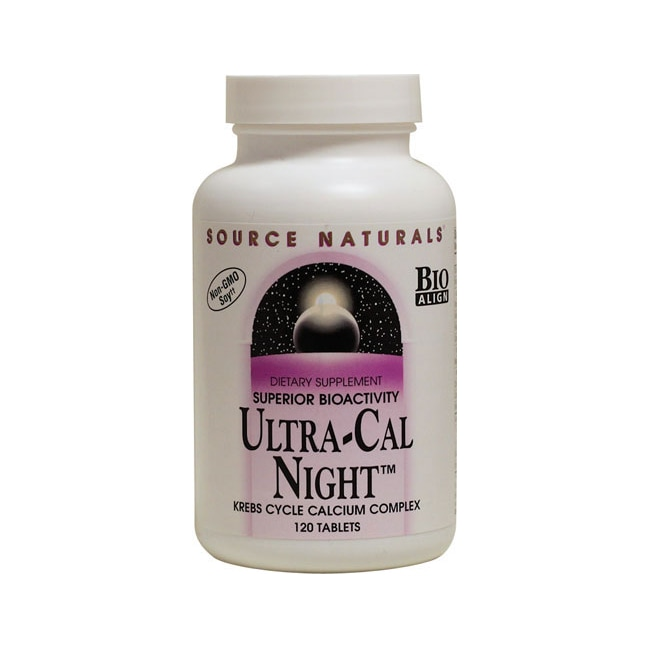 Source Naturals Ultra-Cal Night