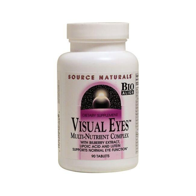 Source NaturalsVisual Eyes