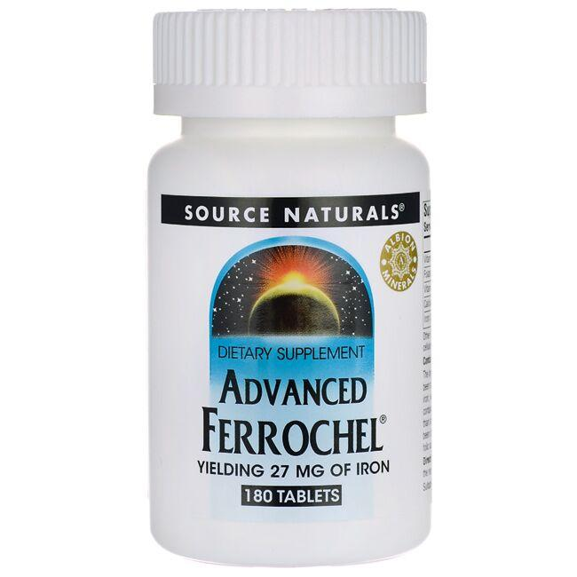 Source NaturalsAdvanced Ferrochel