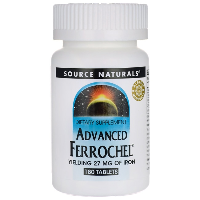 Source NaturalsAdvanced Ferrochel