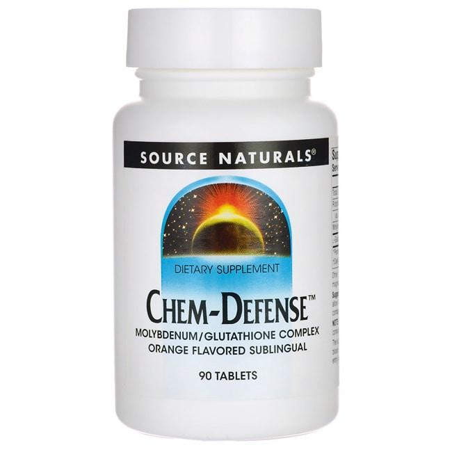 Source Naturals Chem-Defense Orange Flavored