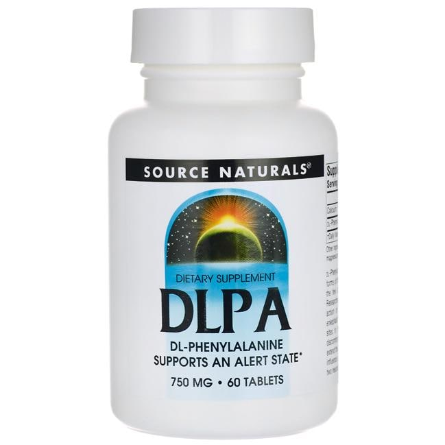 Source NaturalsDLPA