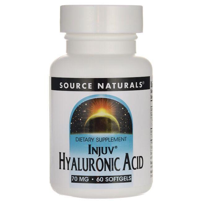 Source NaturalsInjuv Hyaluronic Acid