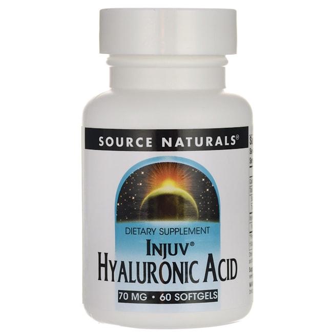Source Naturals Injuv Hyaluronic Acid
