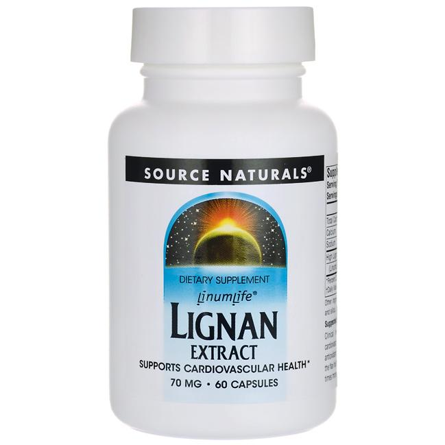 Source NaturalsLignan Extract