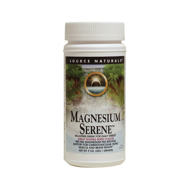 Source NaturalsMagnesium Serene
