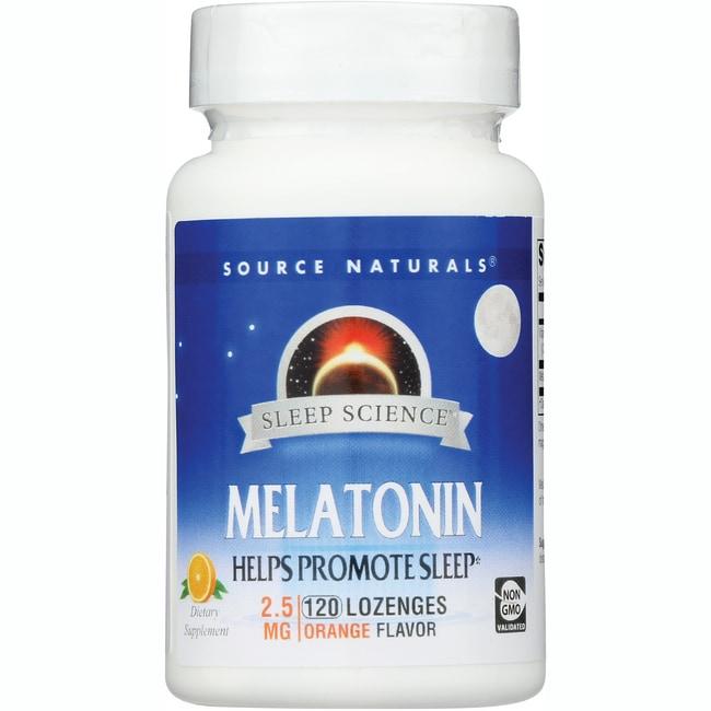 Anti Envejecimiento Tu Salud en Veo y Compro de Naturals melatonina 2.5 mg 120 fichas de Productos para la fuente  + Melatonina en Veo y Compro