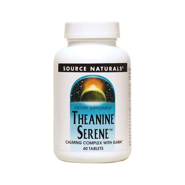 Serene calm supplement