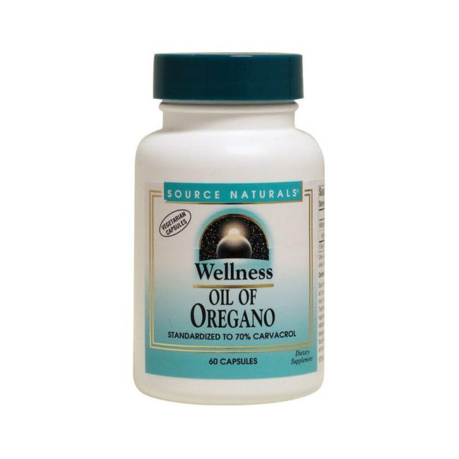 Source Naturals Wellness Oil of Oregano