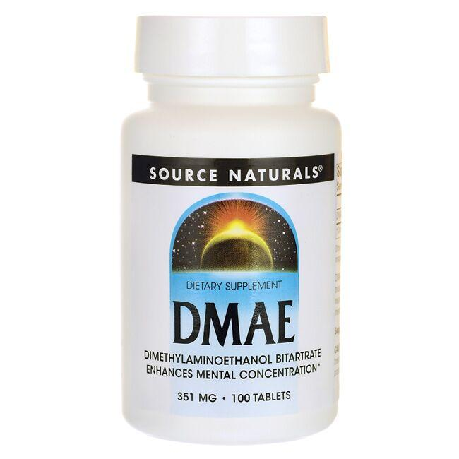 Source Naturals Dmae Reviews