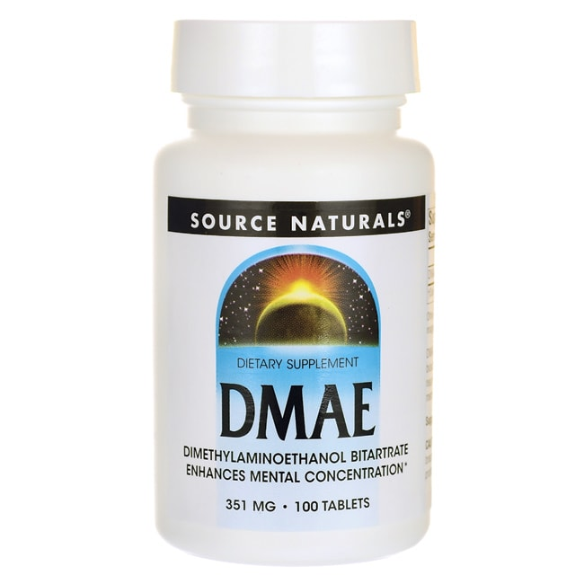 Source NaturalsDMAE