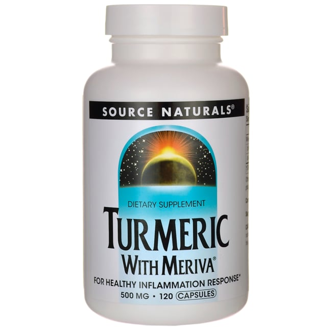 Source NaturalsTurmeric with Meriva