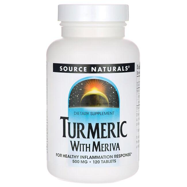 Source NaturalsTurmeric With Meriva