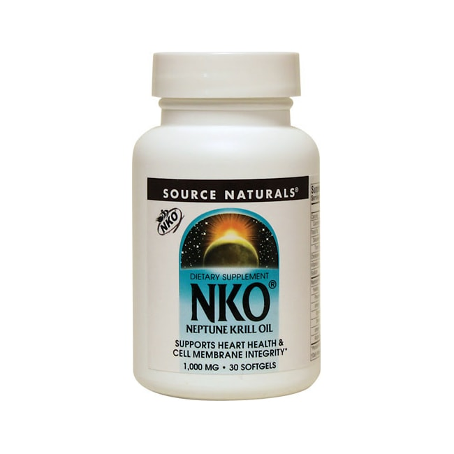 Source naturals krill oil