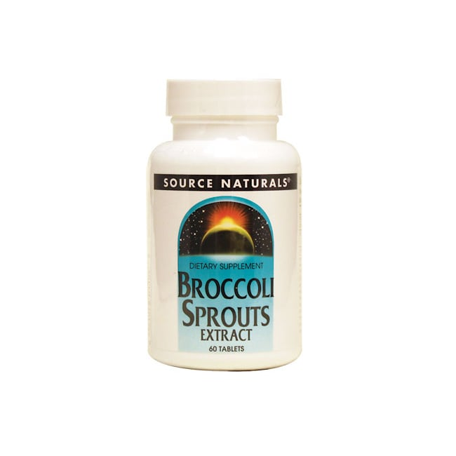 Source NaturalsBroccoli Sprouts Extract