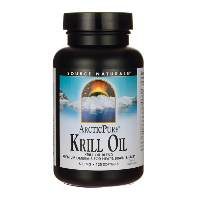 Source Naturals ArcticPure Krill Oil