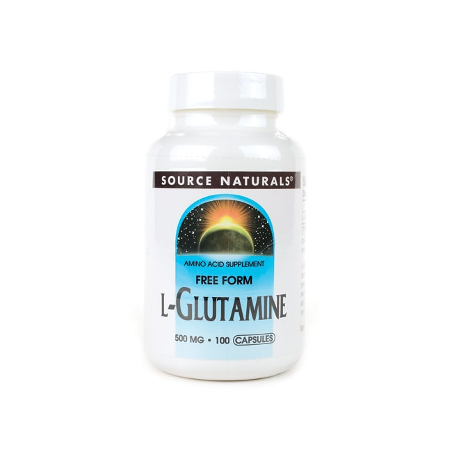 Source NaturalsFree Form L-Glutamine