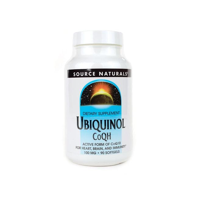 Source NaturalsUbiquinol CoQH
