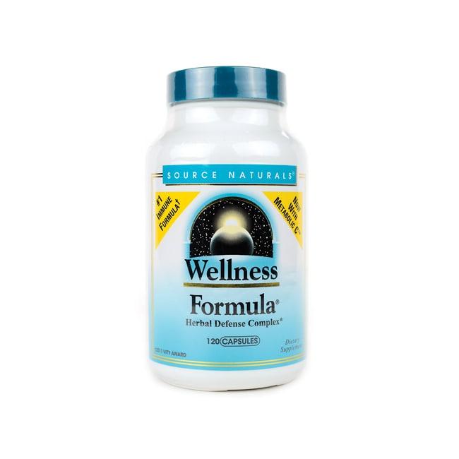 Source NaturalsWellness Formula