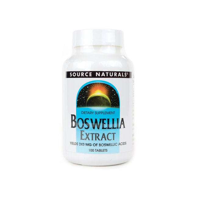 Source NaturalsBoswellia Extract