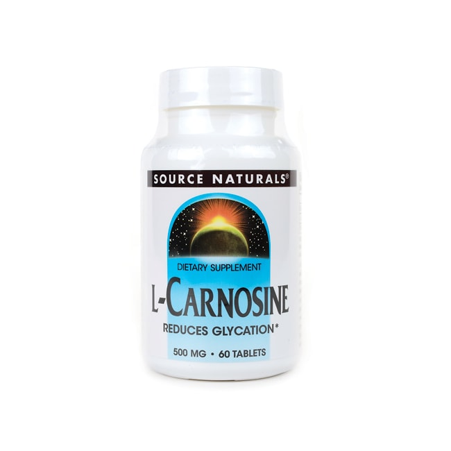 Source NaturalsL-Carnosine