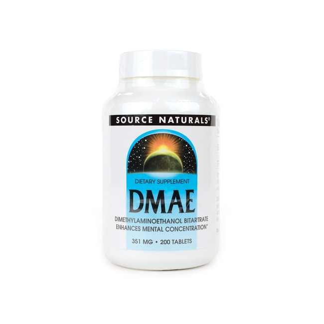 Source NaturalsDMAE