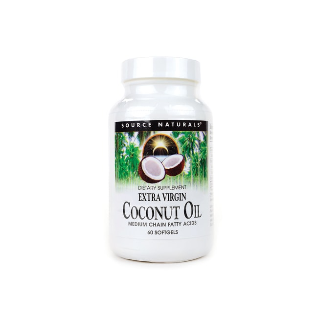 Source NaturalsExtra Virgin Coconut Oil