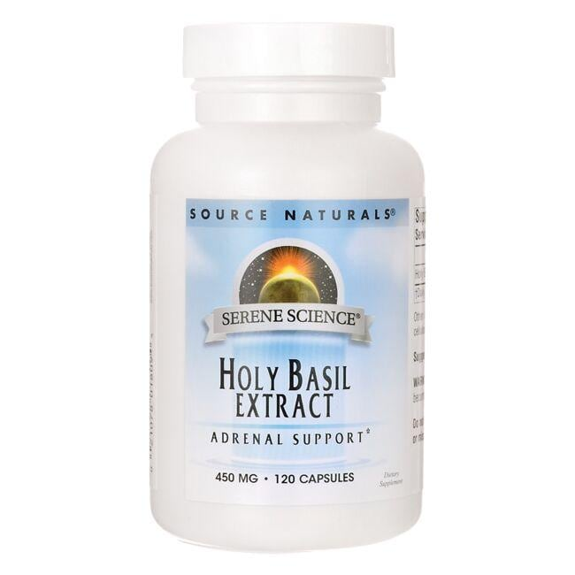 Source NaturalsSerene Science Holy Basil Extract