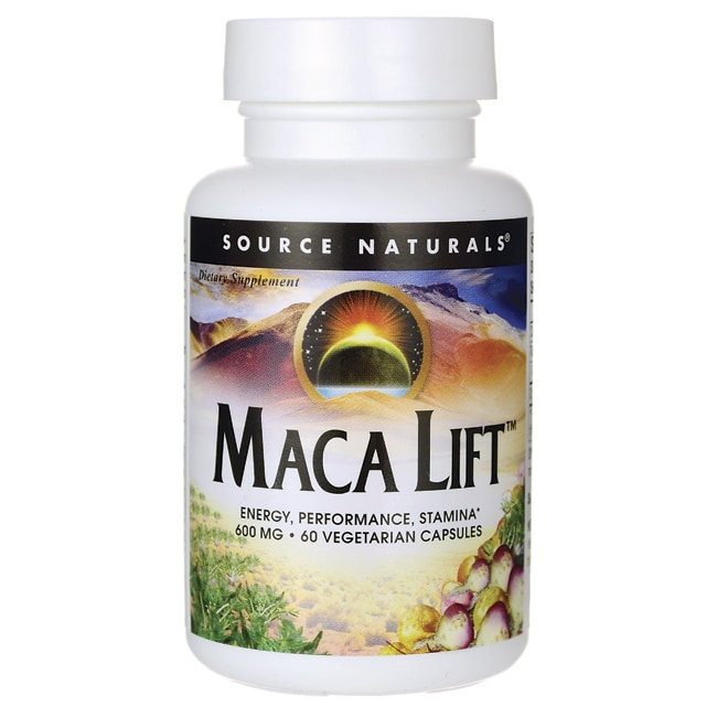 Source NaturalsMaca Lift