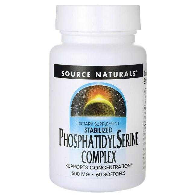 Source NaturalsPhosphatidylSerine Complex
