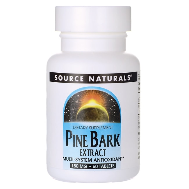 Source NaturalsPine Bark Extract