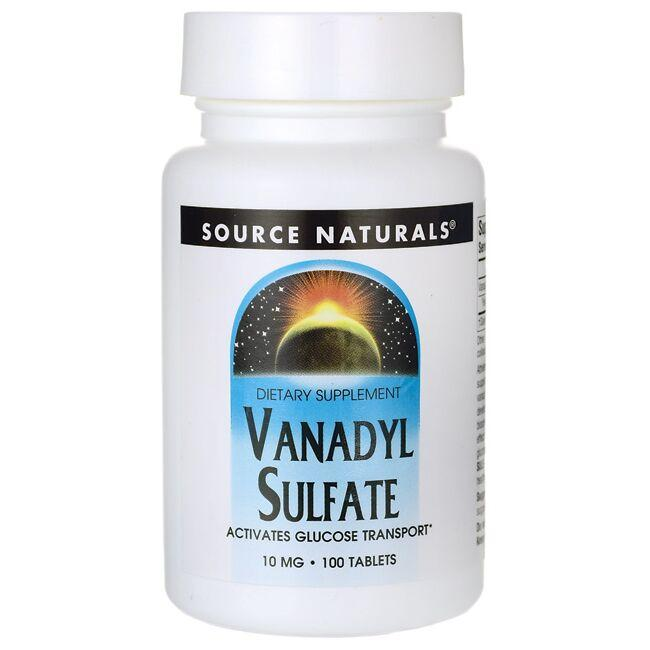 Source NaturalsVanadyl Sulfate