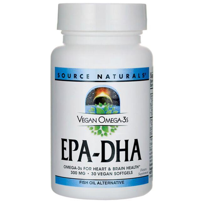 Source NaturalsVegan Omega-3s EPA-DHA