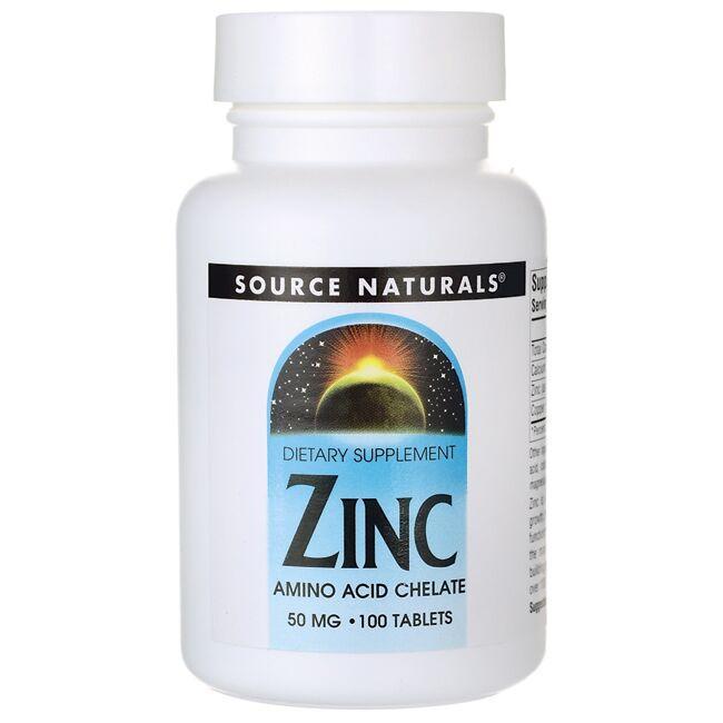 Source NaturalsZinc