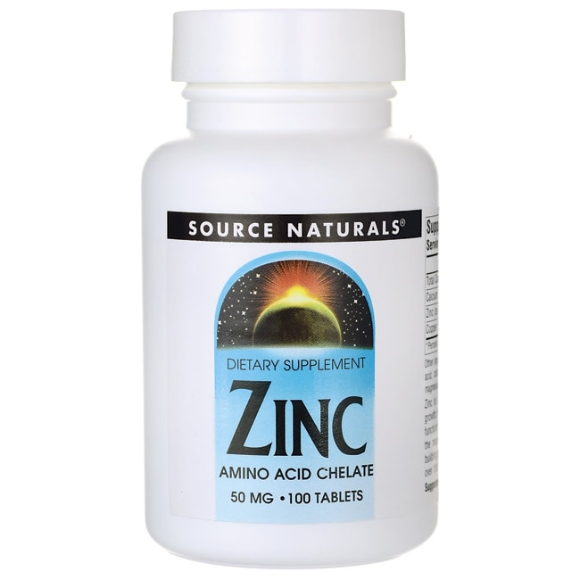 Source NaturalsZinc