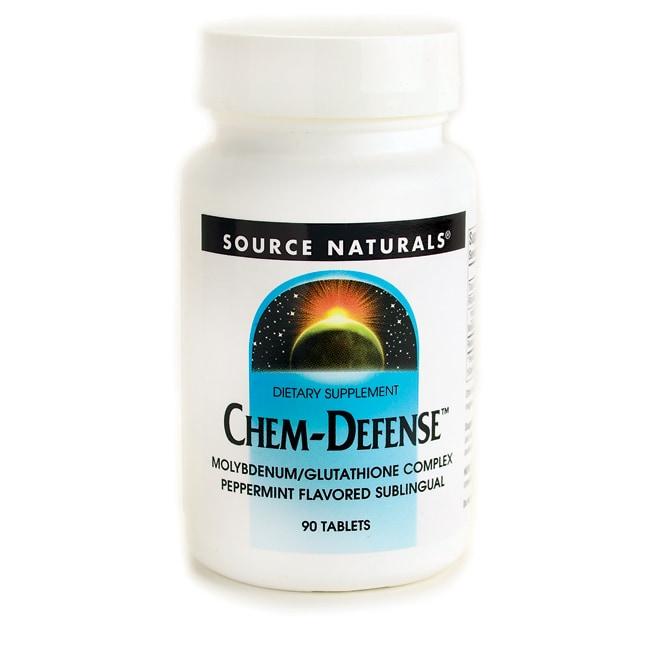 Source NaturalsChem-Defense Peppermint