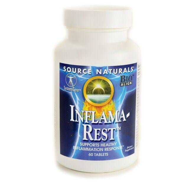 Source NaturalsInflama-Rest